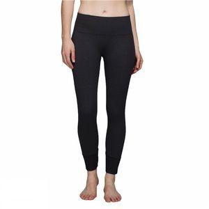 Lululemon Ebb to Street 7/8 Pant Grey Seamless 6